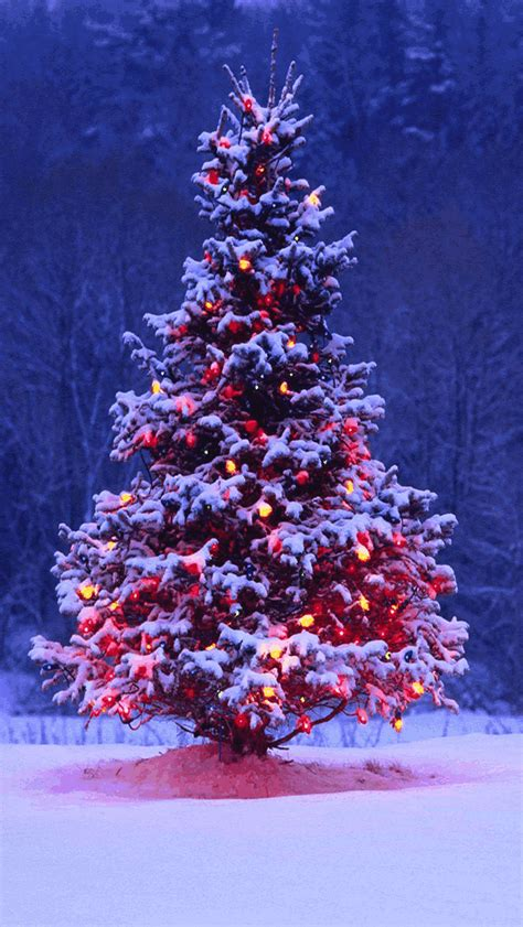 iphone hd christmas tree wallpaper free wallpaper for iphone wallpapers9