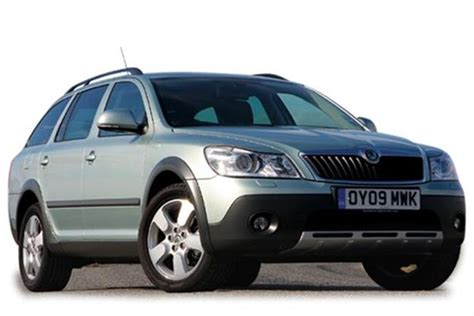 skoda used car prices skoda octavia scout from 2007 used prices parkers