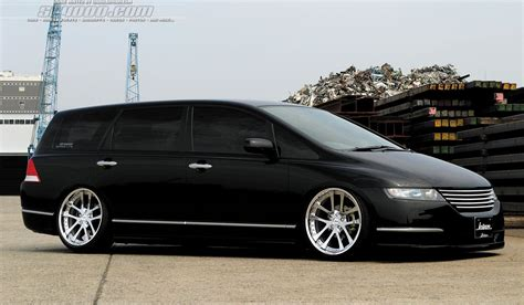 Custom Honda Odyssey Who Says You Can T Have Fun With A