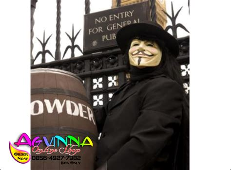 Topeng V For Vendetta Mask Anonymous Vendetta Fawkes Topeng jual topeng anonymous v for vendetta fawkes