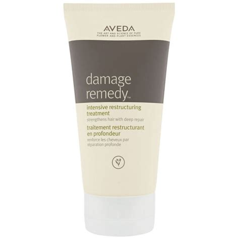 Hair Is Fabric Intensive Detox by Aveda Damage Remedy Intensive Restructuring Treatment