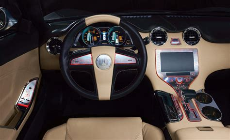 Fisker Interior by Car And Driver