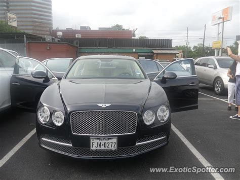 bentley in houston bentley flying spur spotted in houston on 05 20 2017