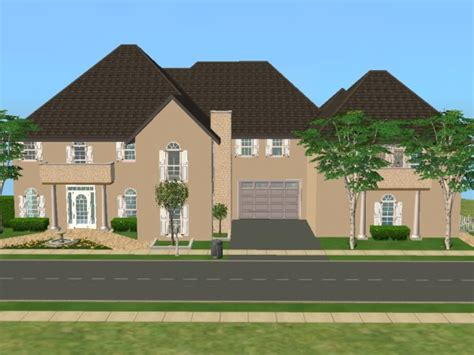 sims 2 luxury homes mod the sims another luxury house