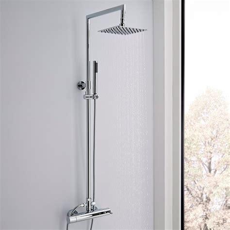 doccia completa colonna doccia completa con miscelatore termostatico tiamo 3