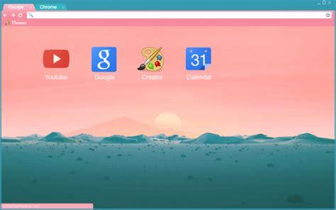 google theme vaporwave vaporwave paradise chrome theme themebeta