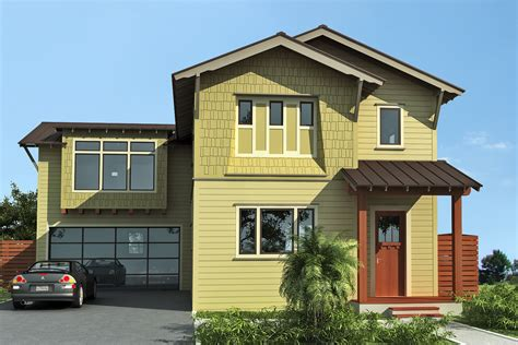 home outside exterior paint green button homes
