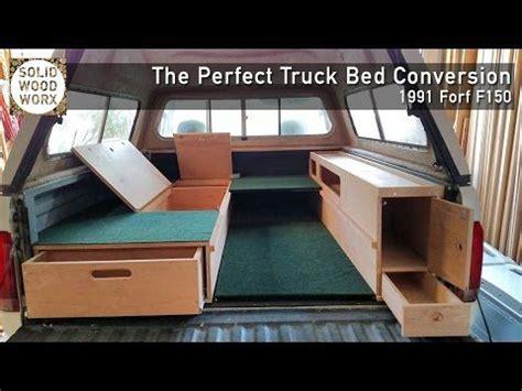 perfect camping setup      truck