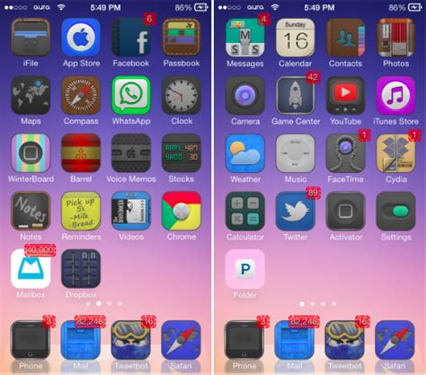 themes for iphone ios 7 the 8 best ios 7 themes for iphone download here
