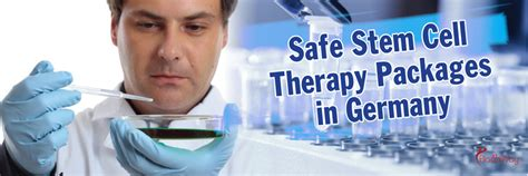 therapy germany stem cell therapy in germany