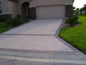 Garage Driveway Design Concrete Driveway Lastiseal Concrete Stain Amp Sealer