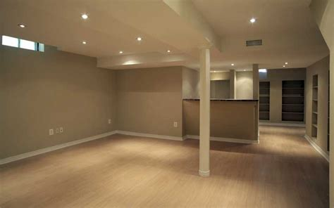 finished basement paint color ideas