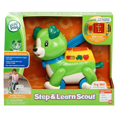 Leapfrog Step Sing Scout leapfrog step sing scout 163 32 00 hamleys for toys and