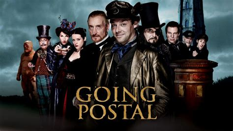 Going Postal going postal for rent on dvd and dvd netflix