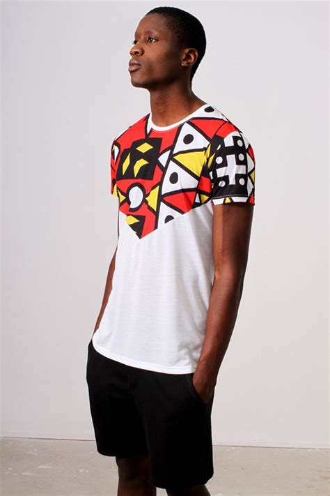 african pattern t shirt 7 best african fabric for men images on pinterest