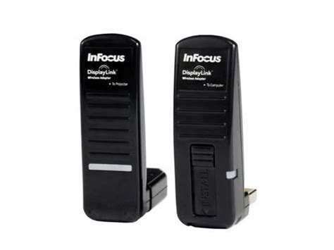 Wireless Adaptor Projector infocus releases wireless projector adapter for pc and mac robaid