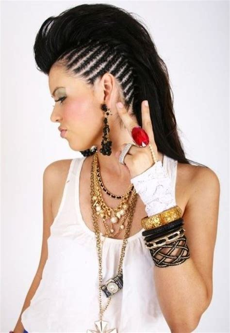 One Braid Black Hairstyles by Braided Hairstyles For Black Black