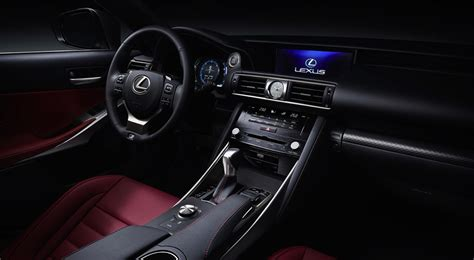 white lexus 2017 interior el lexus is 2017 asoma por oriente