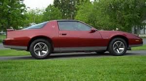 86 Pontiac Firebird Planetisuzoo Isuzu Suv Club View Topic For Sale