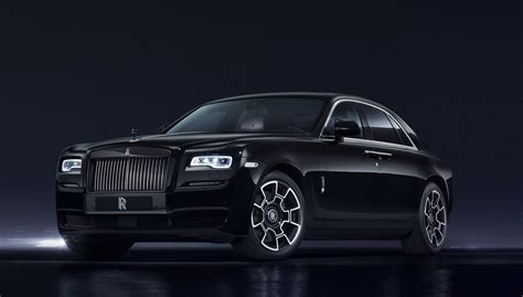 roll royce black rolls royce ghost black badge top speed