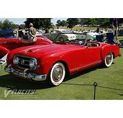 Picture Of 1953 Nash Healey Roadster
