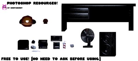 Office Resources Office Resources Fnaf 1 By Bonitabunny By Heyriqq On