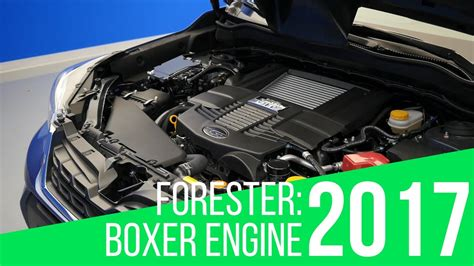 subaru forester boxer engine 2017 subaru forester boxer engine