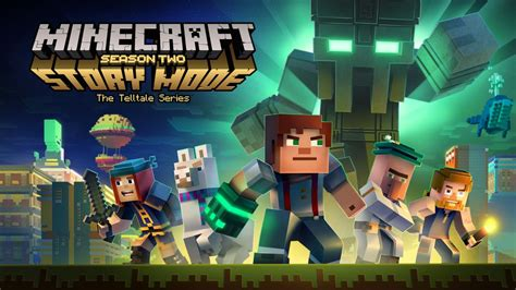 minecraft story mode season 2 to debut in july gaming age