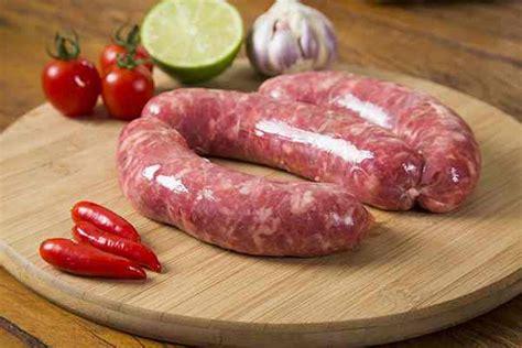 Sausage Decorations by Dnr Sausage Supplies