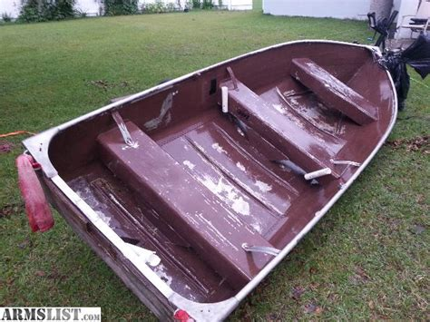 jon boats for sale in gainesville florida armslist for sale trade 14ft aluminum jon boat w