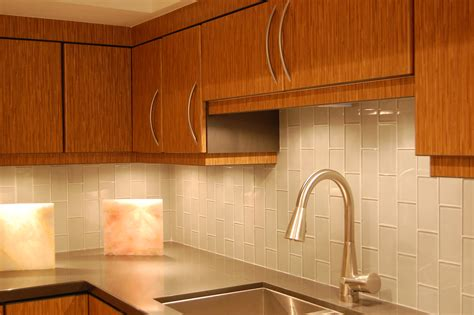 how to install glass tile backsplash in kitchen decoration glossy subway tile kitchens design inspiring