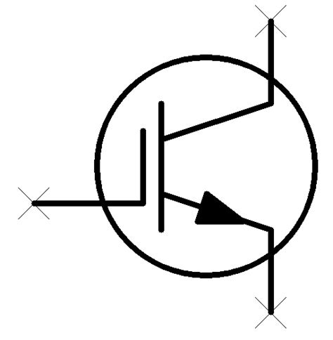 igbt transistor symbol semiconductor guide solutions
