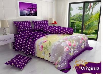 Bed Cover Set Kintakun Dluxe 3d 160 King 180 Go virginia sprei santika deluxe 180 rumbai zahra sprei