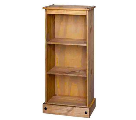 Corona Tall Narrow Bookcase Corona