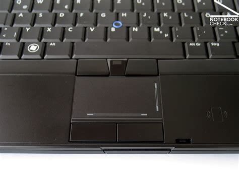 Touchpad Dell review dell latitude e6400 notebook notebookcheck net reviews