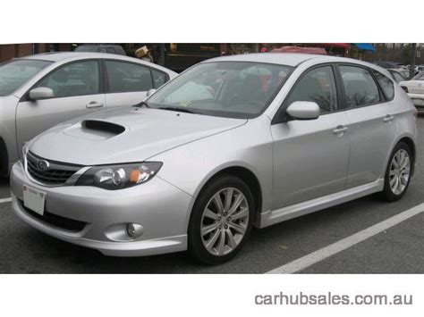 Subaru Wrx All Wheel Drive by 2008 Subaru Impreza Wrx My08 All Wheel Drive Carsales For