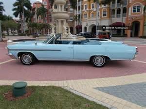 1963 Pontiac Bonneville 1963 Pontiac Bonneville Convertible
