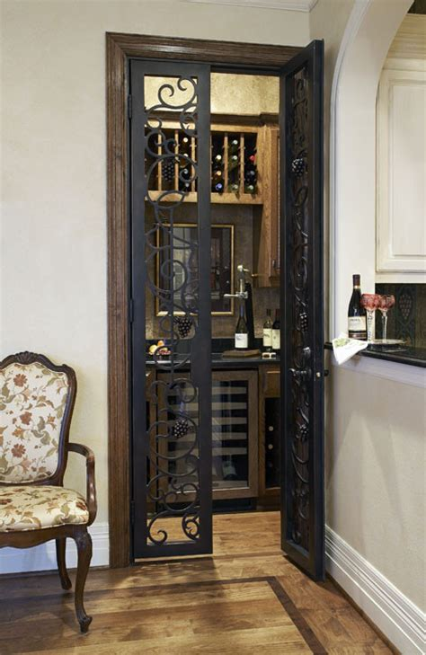 wine closet glamorous wine cellar doors technique other metro