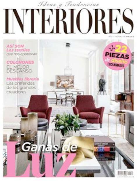 revista interiores revistas de interiores en espa 241 a decoracion de interiores