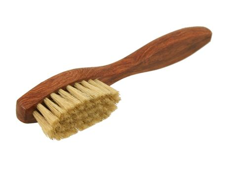 a brush with the saphir large applicator brush pediwear accessories