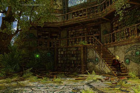 in smoke and ruins burned by magic books nerevarinne radulea deviantart