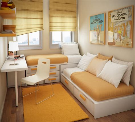 tiny bedrooms small floorspace kids rooms