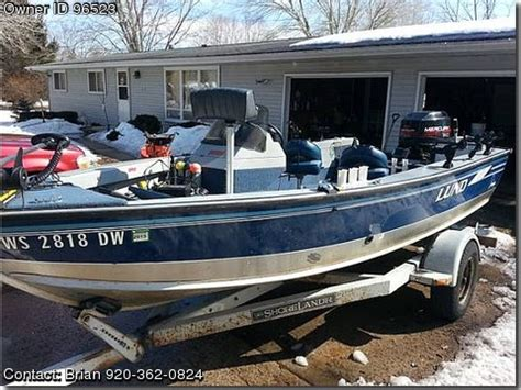 used boats for sale near fox lake il quot lund quot boat listings in wi