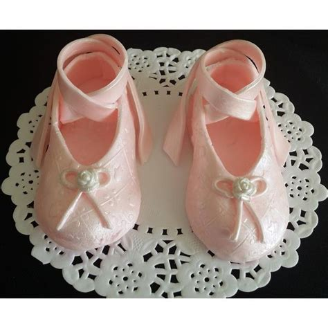 ballerina shoes cake topper ballerina baby shower ballet party decor
