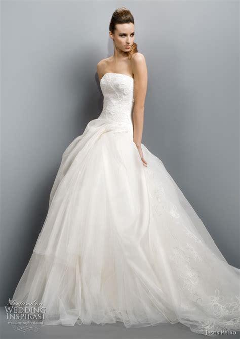 Wedding Dress Jesus Peiro by Jesus Peiro Wedding Dresses 2011 Collection Wedding