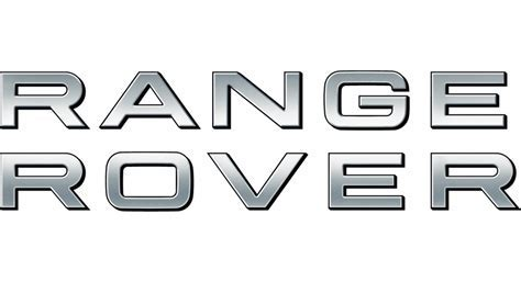 Range Rover Logo / Cars / Logo Load.Com