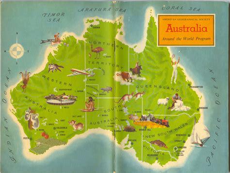map around australia driving around australia read this go