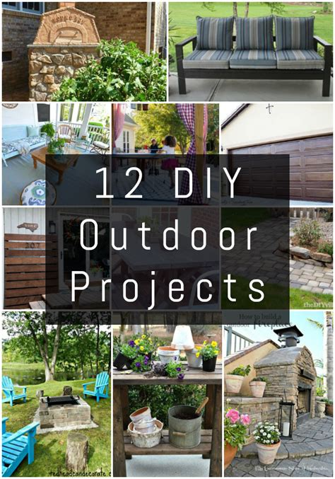 200 best images about outdoor diy projects on pinterest gardens hot tub privacy and pvc pipes 12 diy outdoor projects diy housewives series erin spain