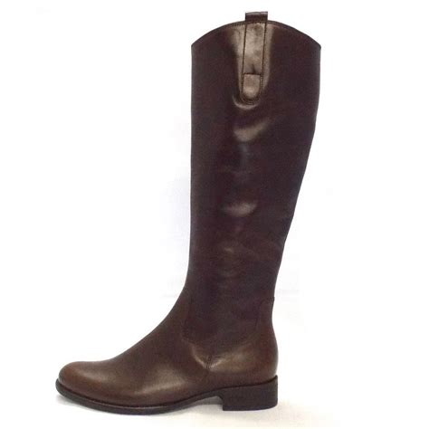 brown boots gabor boots brook boots in brown mozimo