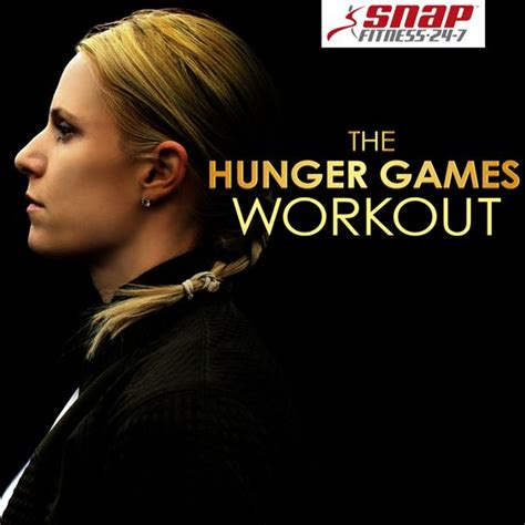 good hunger games themes the hunger games workout workout library pinterest